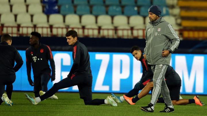 Bayern izabrao trenera za sljedeću sezonu, Flick će mu asistirati