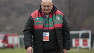 Slavko Petrović: Pokušao sam dobiti na vremenu i tada primamo gol