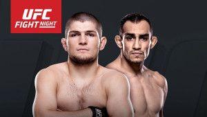Sve je spremno za spektakl: Ferguson protiv Nurmagomedova na UFC-u 223