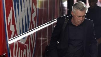 Ancelotti: Otkaz? Smiren sam, Bayern je prošlost