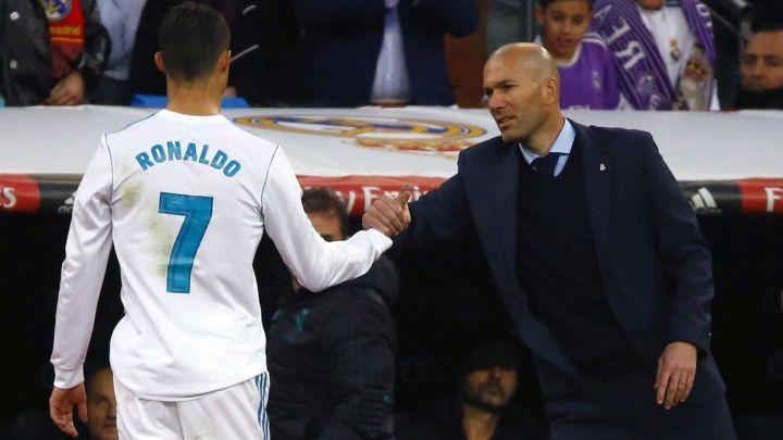 Zidane odgovorio na vječno pitanje: Ko je bolji, on ili Ronaldo?