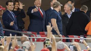 Donald Trump održao sastanak sa čelnicima sportskih organizacija: Sport treba pokrenuti ekonomiju