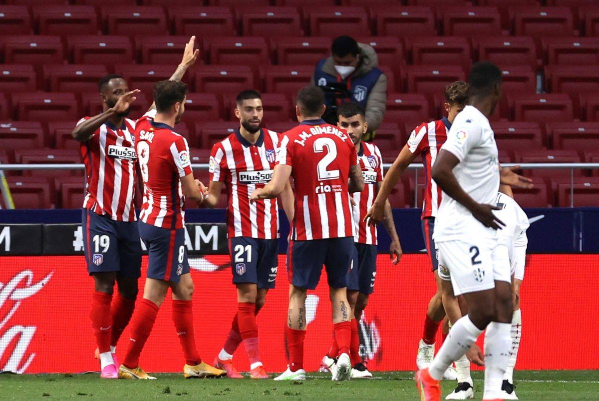 Atletico Madrid pobijedio Huescu i vratio se na prvo mjesto