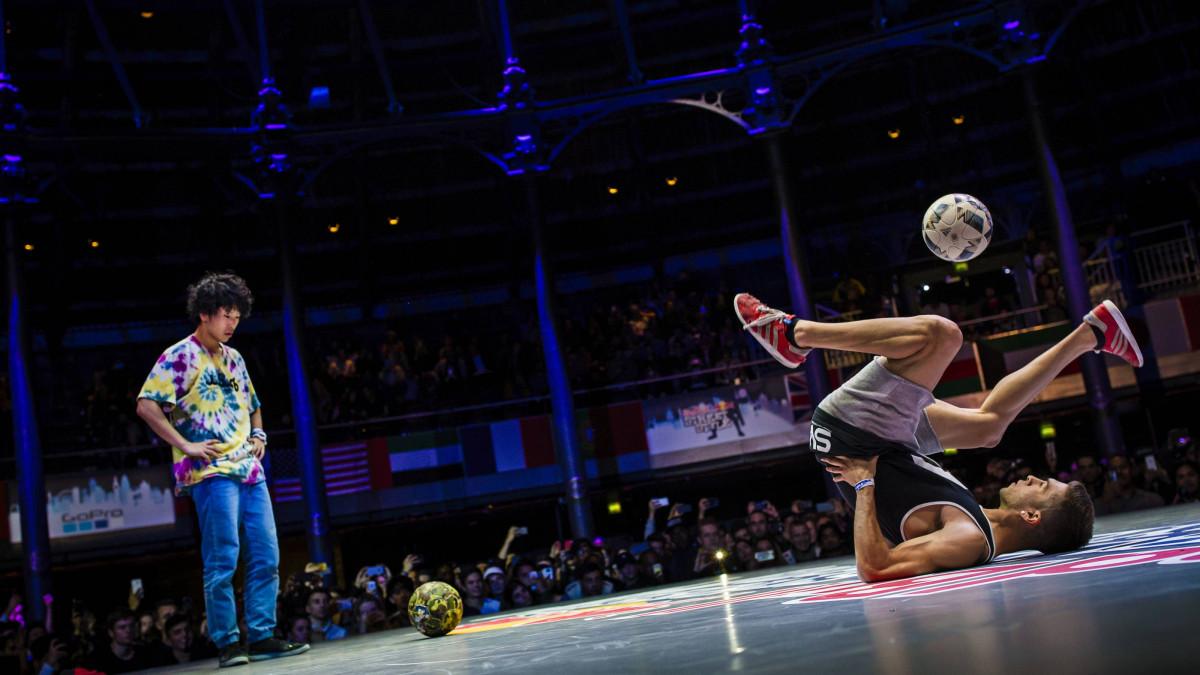 Roberto Carlos u žiriju: Gledaj uživo Red Bull Street Style svjetsko finale