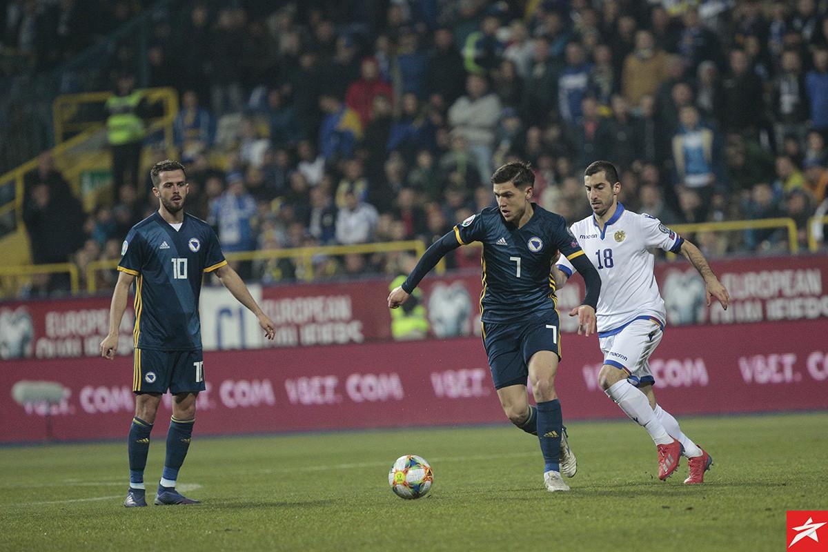 Muhamed Bešić ponovo oblači dobro poznat dres?
