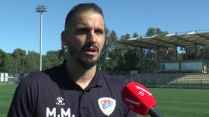 Marko Maksimović: Najvažnija je pobjeda