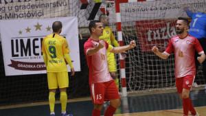 Salines u sjajnom susretu nanio prvi poraz Mostaru
