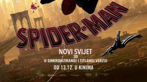 """""""Spider-Man: Novi svijet"""" obara rekorde gledanosti"""