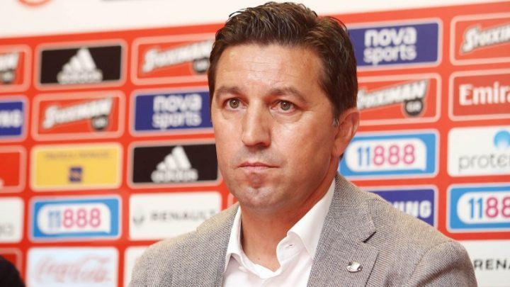 Besnik Hasi novi trener Olympiakosa
