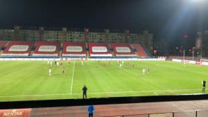 Olimpik primio dva gola u finišu i izgubio od Borca