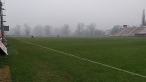 Magla će stvarati probleme Mladosti i Željezničaru, ali je teren u dobrom stanju