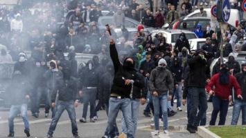 Izbodene dvije osobe u Rimu, uhapšen mladi navijač Milana