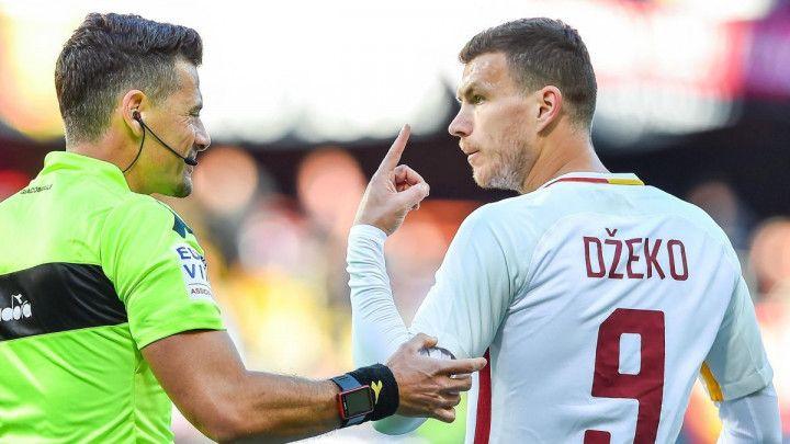 Džeko neće biti sretan zbog Di Francescove odluke