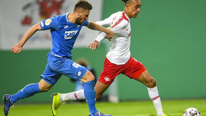 Leipzig izbacio Hoffenheim iz DFB Pokala, Bičakčić odigrao 67 minuta
