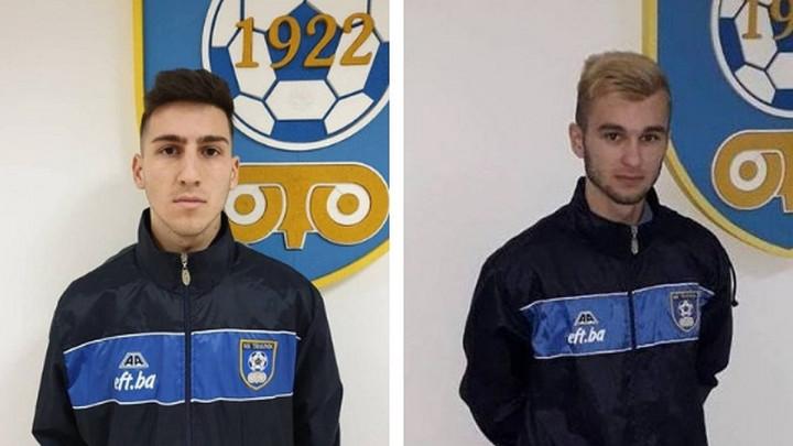 Arman Biković i Nihad Šero nova pojačanja NK Travnik