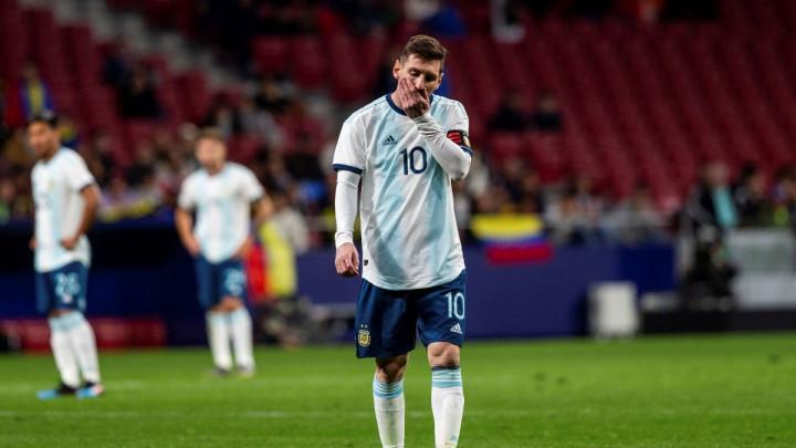 Messi napustio reprezentaciju Argentine, oglasila se i Barcelona