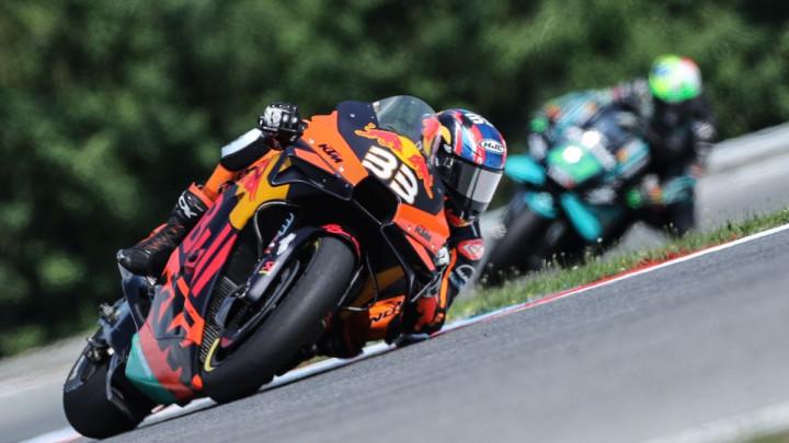 Binder donio historijsku pobjdeu KTM-u u Moto GP seriji