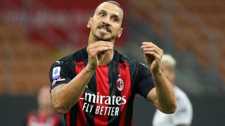 "Ibrahimović zabio dva gola, a onda ""prekucao"" fotografijom na Instagramu"
