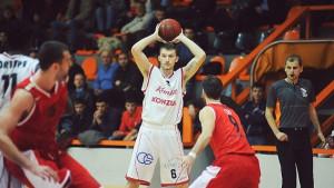 Ozren Pavlović napustio KK Bosna Royal