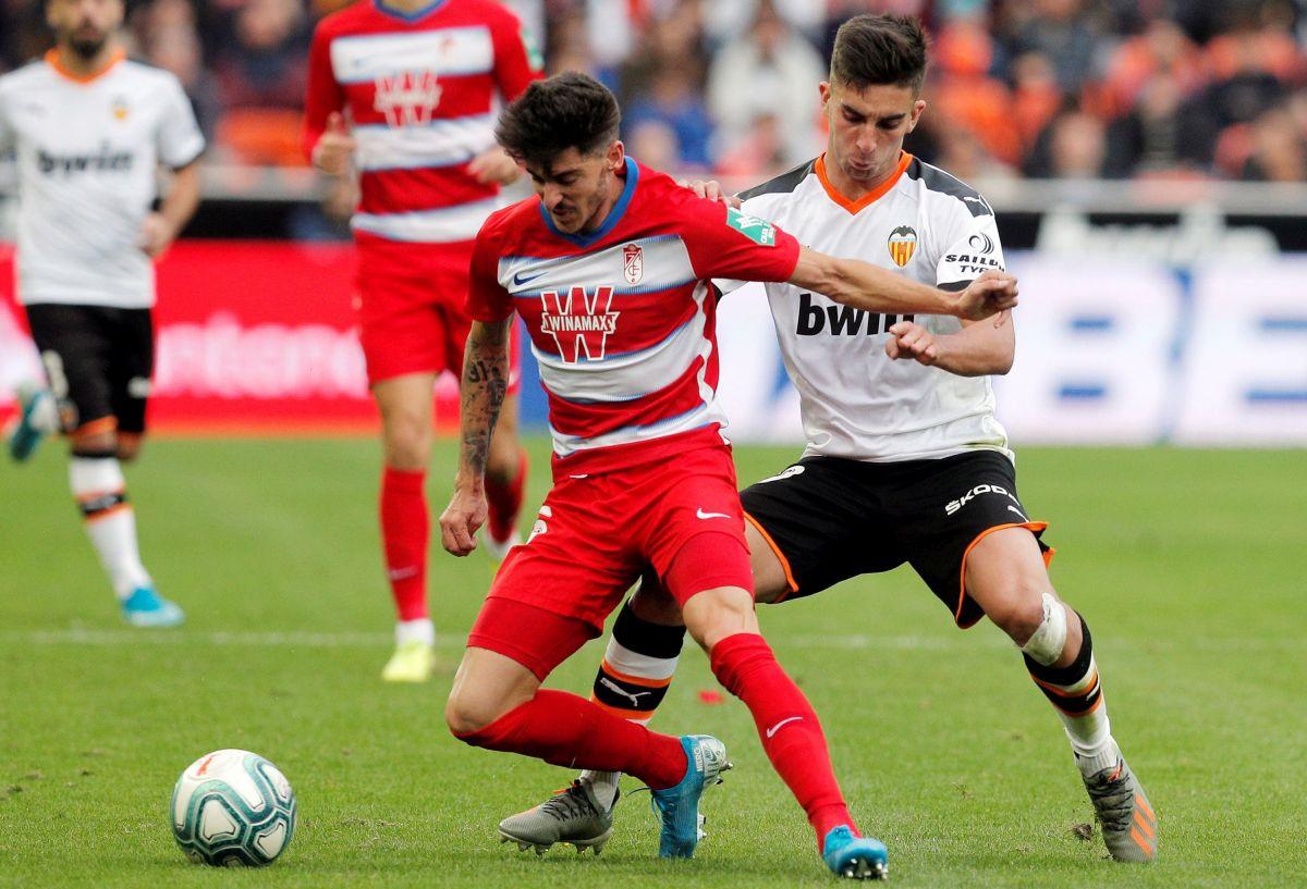 Valencia u drugom poluvremenu slomila otpor Granade i stigla do pobjede