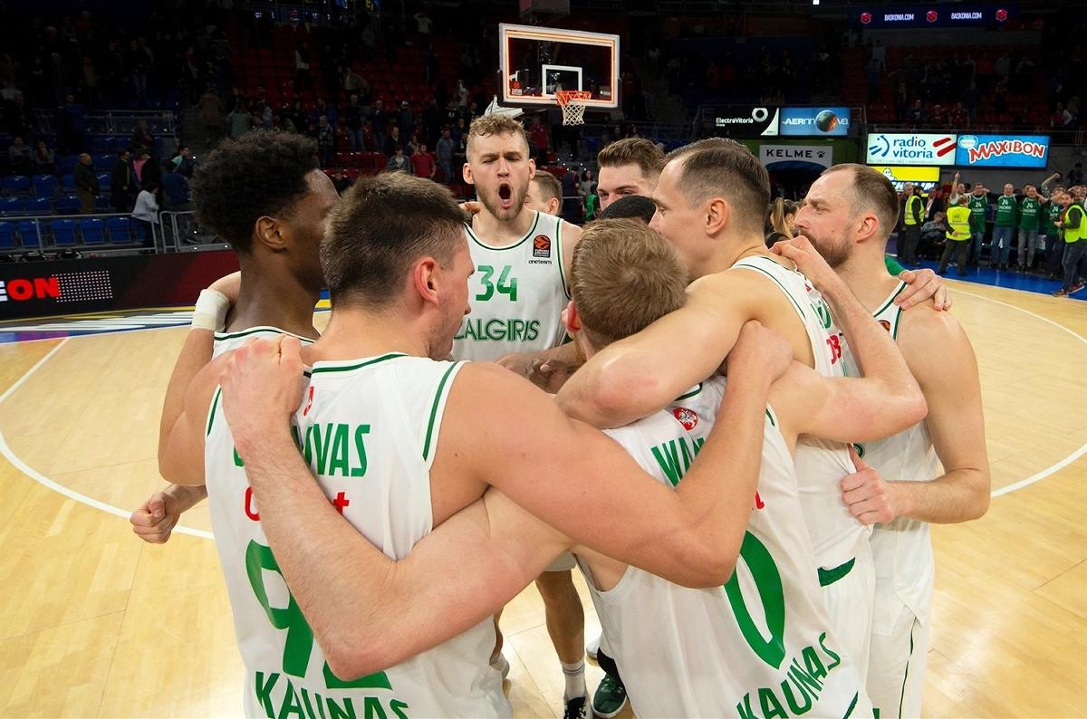 Fantastična utakmica u Kaunasu: Žalgiris nakon produžetka savladao Armani