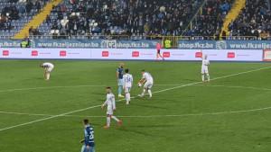 Tuzla City smanjio na 2:1 protiv Željezničara