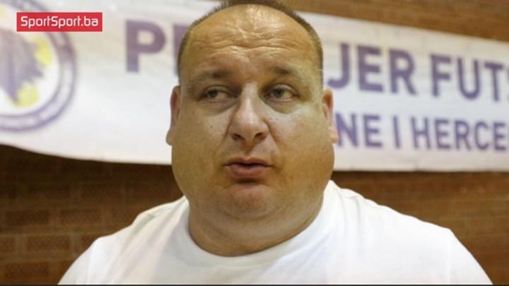 Muminović: Psihički i fizički smo spremni za derbi u Mostaru