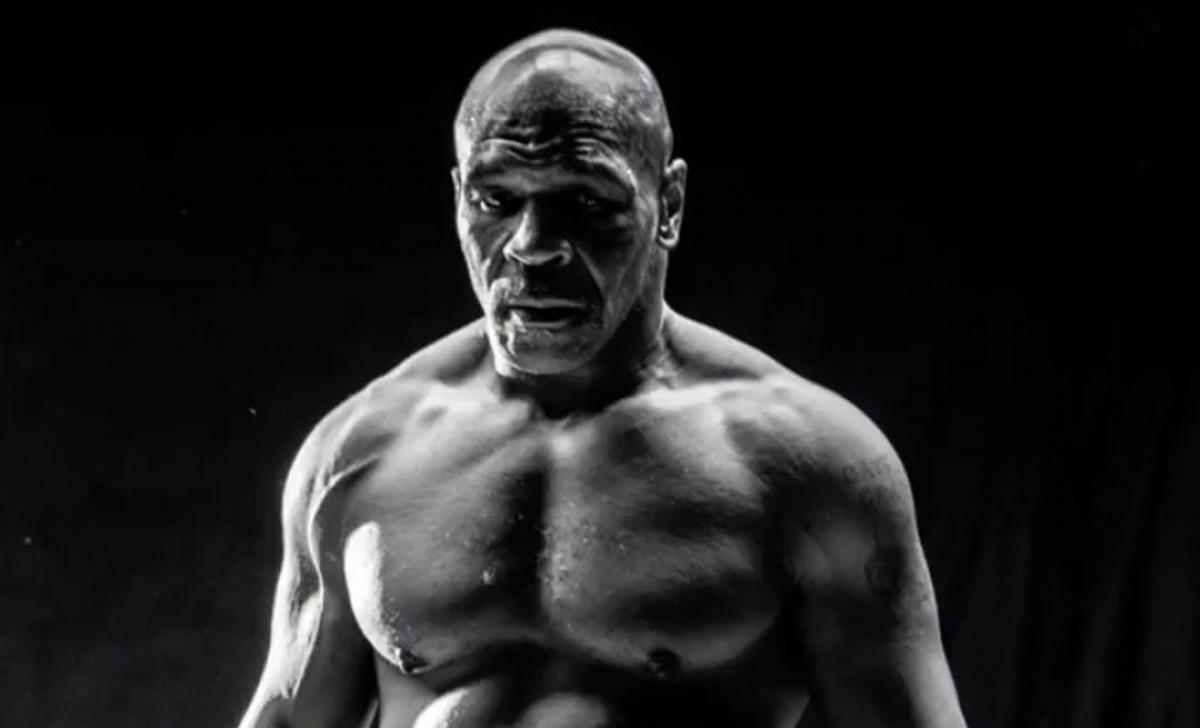 Deset dana do povratka u ring: Mike Tyson izgleda brutalno!