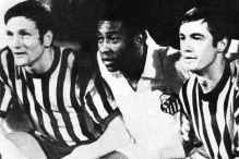 Pele prije 48 godina spašavao Santos protiv Željezničara