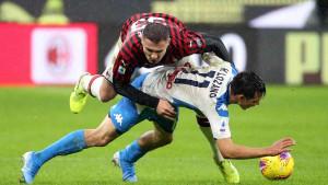 Italijani nahvalili Krunića: Takvi kao on trebaju Milanu