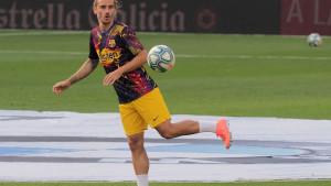Barcelona ostala bez Griezmanna