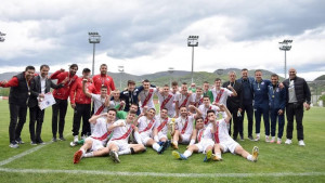 Juniori Zrinjskog osvojili Kup BiH