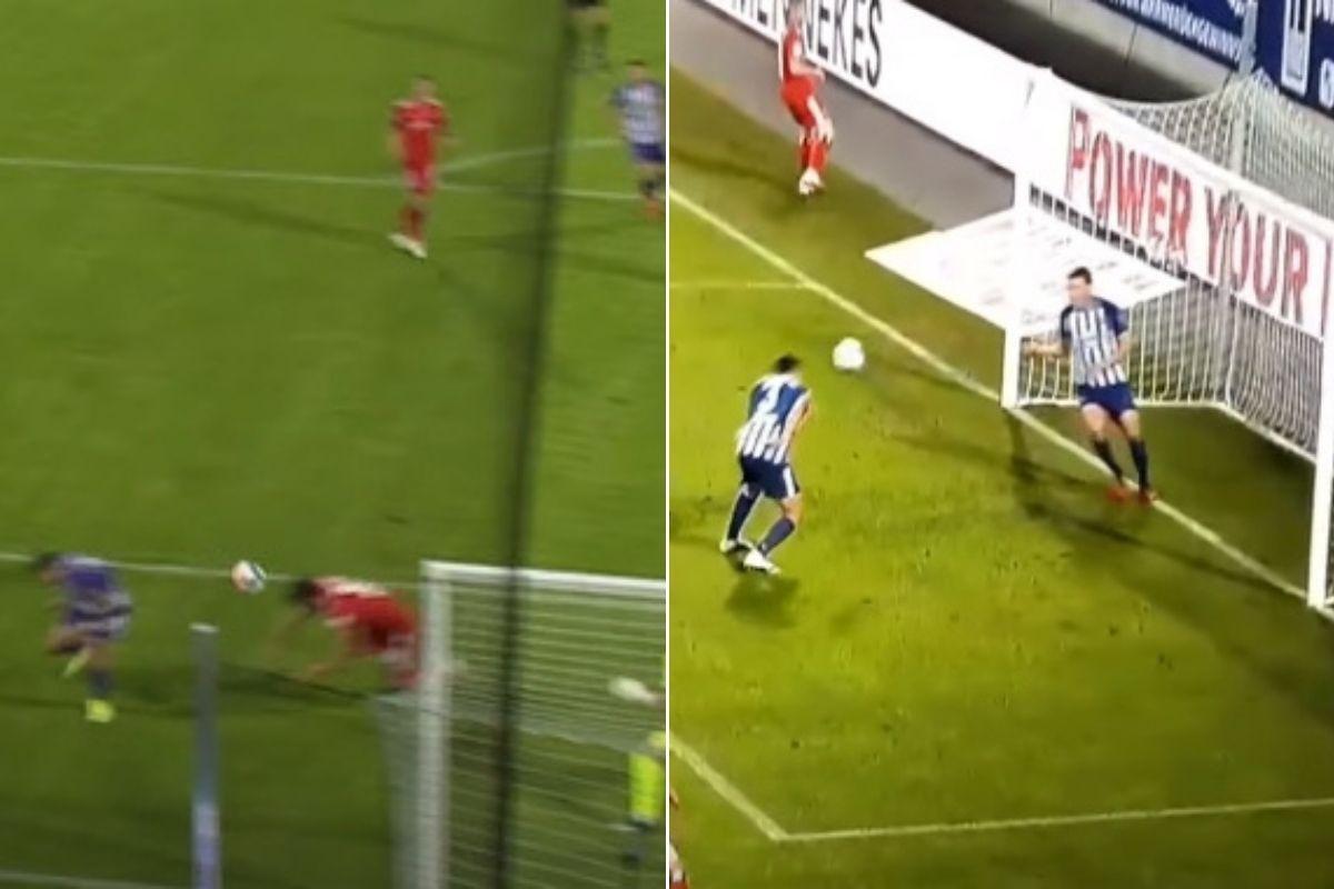 Neobjašnjivi golovi iz njemačke Cvajte: Ono što se desilo djeluje nestvarno i nerealno