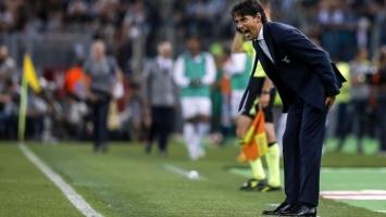 Inzaghi: Lazio nije imao sreće
