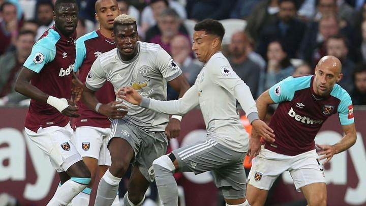 West Ham i Manchester United podijelili bodove