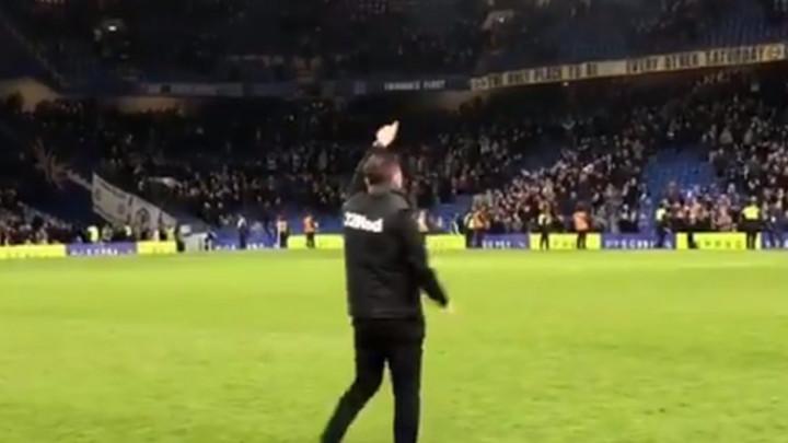 Derby namučio Chelsea, Stamford Bridge aplauzima ispratio Lamparda