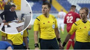 Edin Jakupović o sudijskom životu: Štampu nisam pratio, a igraču sam se znao i izviniti...