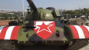 Na Maksimiru su našli način kako da odgovore na Zvezdin tenk