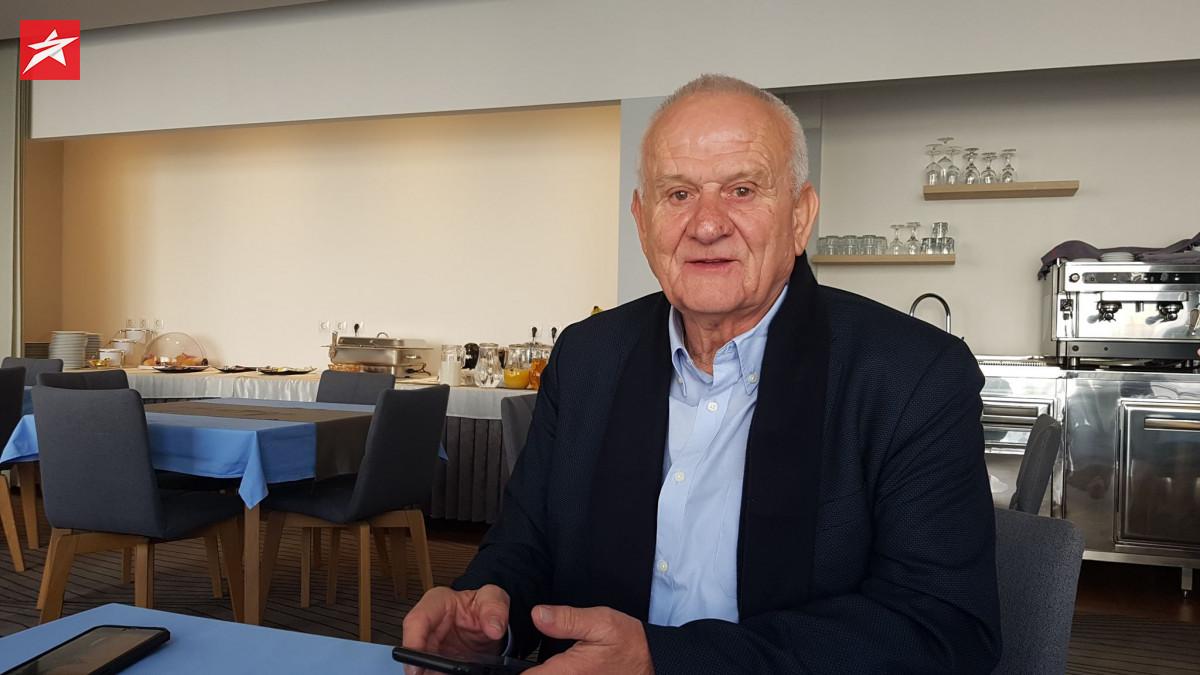 Ljupko Petrović: Kakve pare, želio sam sebi ispuniti želju u Sarajevu, ali presreli su me...