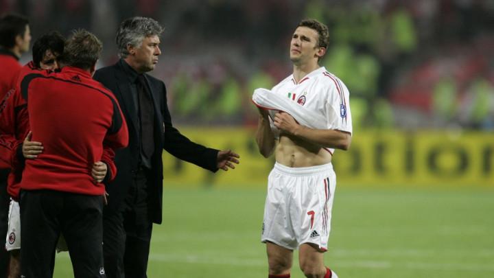 Ancelotti: Moj najbolji Milan je bio onaj iz 2005. godine