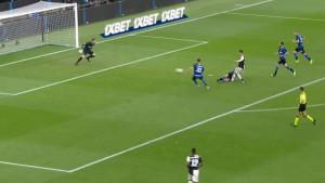 Ronaldo je već proslavio gol, ali...