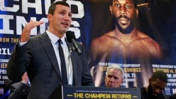 Wladimir Klitschko: O povlačenju ne razmišljam