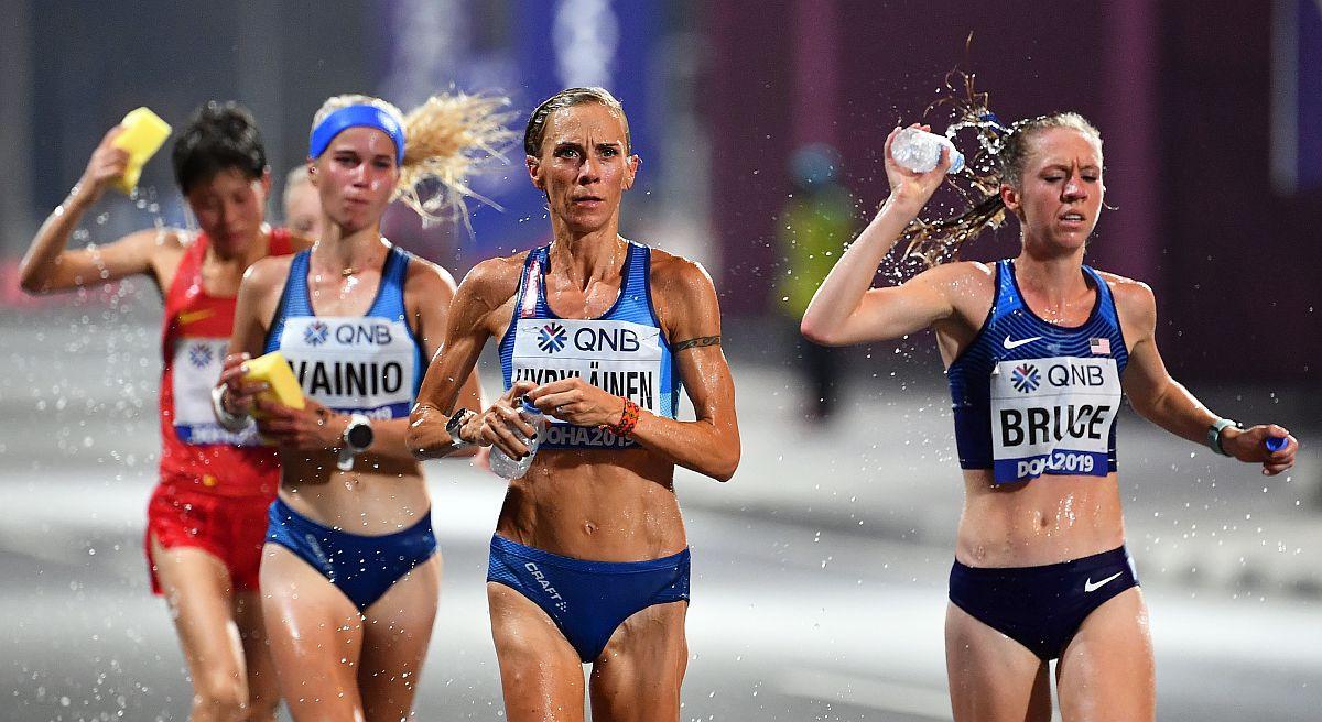 Pomjerene lokacije za održavanje ženskog maratona i utrka u brzom hodanju na OI 2020