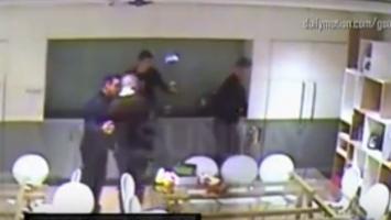 Kradljivac Rooney uhvaćen na djelu