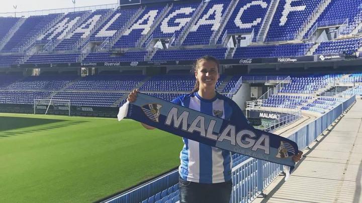 Armisa Kuč karijeru nastavlja u Malagi