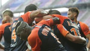 Lyon se ispucao u dva kola, pa bez ispaljenog metka pao u Montpellieru
