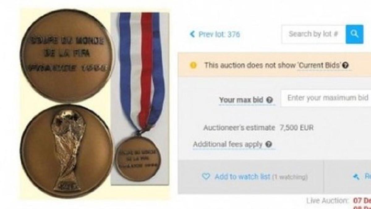 Javnost u nevjerici: Hrvat na internetu prodaje medalju sa Svjetskog prvenstva!