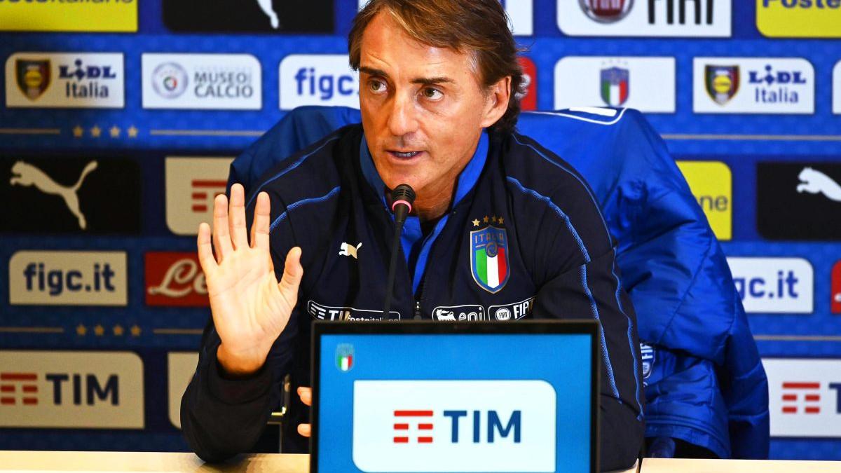 Mancini objavio spisak Italijana, ima iznenađenja