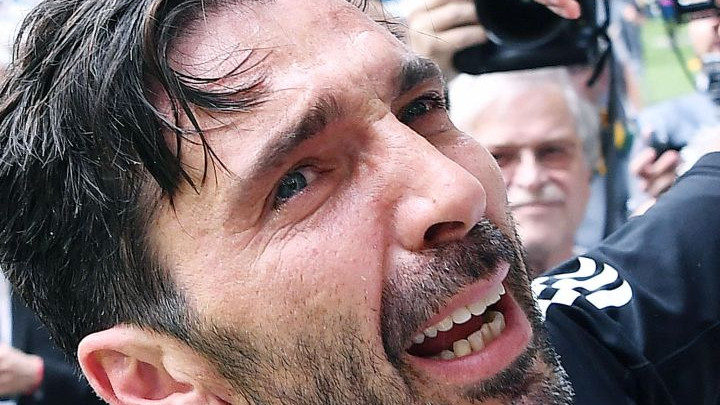 Buffon je odlučio?