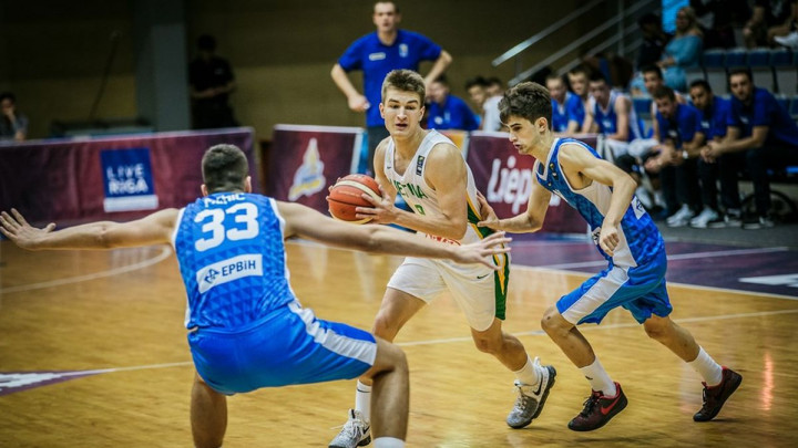 Debakl bh. juniora protiv Litvanije